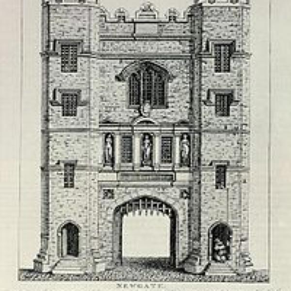 海賊ウィリアム・キッドが処刑された『ニューゲート監獄』