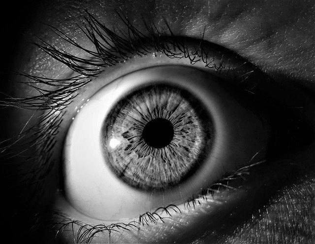 [危険]他人の目を10分間見続けると幻覚症状が現れる!?