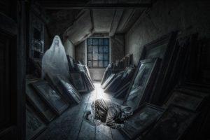 幽霊の噂が絶えない!?世界各地にある有名な幽霊屋敷6選!