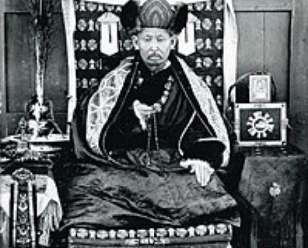 【不老不死】30年後に復活したラマ僧『ダシ=ドルジョ・イチゲロフ』