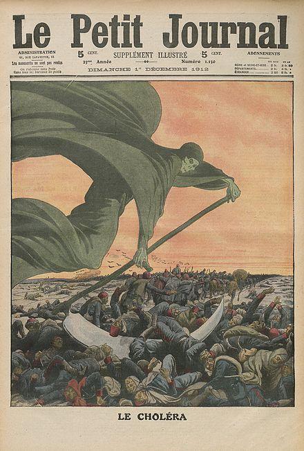 【幕末のパンデミック】日本を襲ったコレラの脅威!